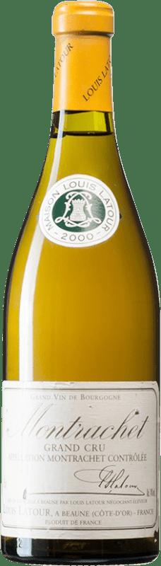 392,95 € Envío gratis   Vino blanco Louis Latour 2000 A.O.C. Montrachet Borgoña Francia Chardonnay Botella 75 cl