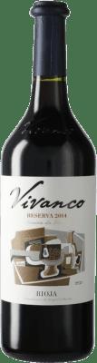 14,95 € Envío gratis | Vino tinto Vivanco Reserva D.O.Ca. Rioja España Botella 75 cl