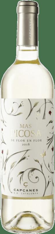 6,95 € Envoi gratuit   Vin blanc Capçanes Mas Picosa Blanc Ecològic D.O. Catalunya Catalogne Espagne Bouteille 75 cl