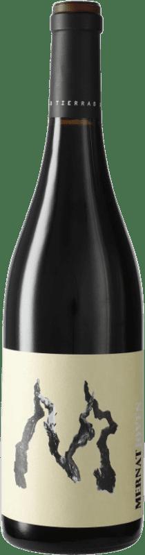 4,95 € Free Shipping   Red wine Tierras de Orgaz Mernat Joven Spain Bottle 75 cl