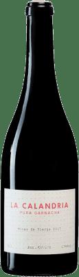 43,95 € Free Shipping | Red wine La Calandria Minas de Tierga Spain Grenache Bottle 75 cl