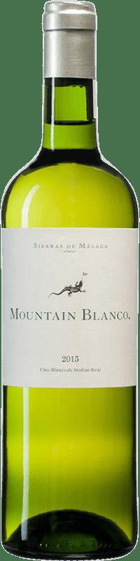 12,95 € Free Shipping | White wine Telmo Rodríguez Mountain D.O. Sierras de Málaga Spain Muscat of Alexandria Bottle 75 cl