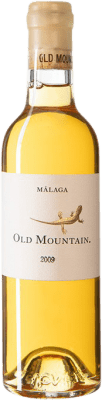 125,95 € Free Shipping | White wine Telmo Rodríguez Old Mountain 2009 D.O. Sierras de Málaga Spain Muscat of Alexandria Half Bottle 37 cl