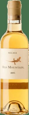 151,95 € Kostenloser Versand   Weißwein Telmo Rodríguez Old Mountain 2005 D.O. Sierras de Málaga Spanien Muscat von Alexandria Halbe Flasche 37 cl