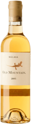 151,95 € Free Shipping | White wine Telmo Rodríguez Old Mountain 2005 D.O. Sierras de Málaga Spain Muscat of Alexandria Half Bottle 37 cl