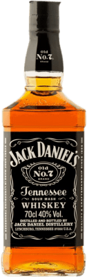 21,95 € Free Shipping | Bourbon Jack Daniel's Old Nº7 Tennessee United States Bottle 70 cl
