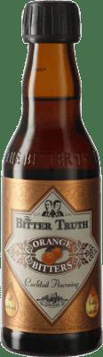 17,95 € Envío gratis | Refrescos Bitter Truth Orange Aromatic Alemania Botellín 20 cl