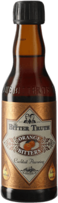 17,95 € Free Shipping | Refreshment Bitter Truth Orange Aromatic Germany Small Bottle 20 cl