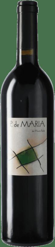 15,95 € Free Shipping | Red wine Macià Batle Pagos de María D.O. Binissalem Balearic Islands Spain Merlot, Syrah, Cabernet Sauvignon, Mantonegro Bottle 75 cl