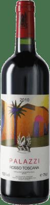 186,95 € Free Shipping | Red wine Tenuta di Trinoro Palazzi 2010 I.G.T. Toscana Italy Merlot Bottle 75 cl