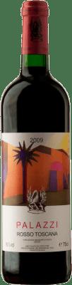 219,95 € Free Shipping | Red wine Tenuta di Trinoro Palazzi 2009 I.G.T. Toscana Italy Merlot Bottle 75 cl