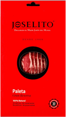 13,95 € Free Shipping | Jamones Joselito Paleta 100% Natural Gran Reserva Spain