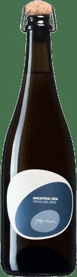 49,95 € Free Shipping | White sparkling Raventós i Blanc Pepe Raventós Ancestral D.O. Penedès Catalonia Spain Xarel·lo Bottle 75 cl