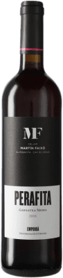 21,95 € Free Shipping | Red wine Martín Faixó Perafita D.O. Empordà Catalonia Spain Grenache Bottle 75 cl
