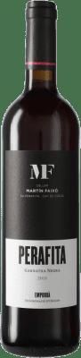 13,95 € Envío gratis | Vino tinto Martín Faixó Perafita D.O. Empordà Cataluña España Garnacha Botella 75 cl