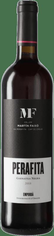 13,95 € Envoi gratuit | Vin rouge Martín Faixó Perafita D.O. Empordà Catalogne Espagne Grenache Bouteille 75 cl