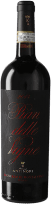 78,95 € Free Shipping | Red wine Marchesi Antinori Pian delle Vigne D.O.C.G. Brunello di Montalcino Italy Bottle 75 cl