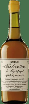 79,95 € Envío gratis | Calvados Domaine Dupont Plus 12 Años I.G.P. Calvados Pays d'Auge Francia Botella 70 cl