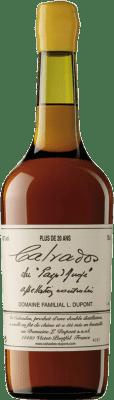 145,95 € Envío gratis | Calvados Domaine Dupont Plus 20 Años I.G.P. Calvados Pays d'Auge Francia Botella 70 cl