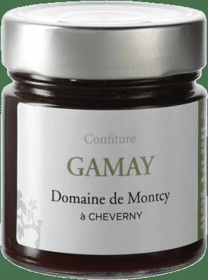 7,95 € Envío gratis | Confituras y Mermeladas Demelin Raisin Gamay Francia