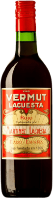 11,95 € Free Shipping | Vermouth Martínez Lacuesta Rojo Spain Bottle 70 cl