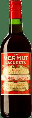 5,95 € Envío gratis | Vermut Martínez Lacuesta Rojo España Botella 70 cl