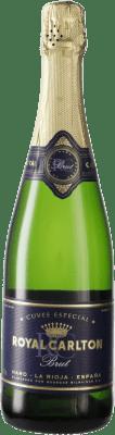 10,95 € Envoi gratuit   Blanc mousseux Bodegas Bilbaínas Royal Carlton Brut D.O. Cava Espagne Viura Bouteille 75 cl