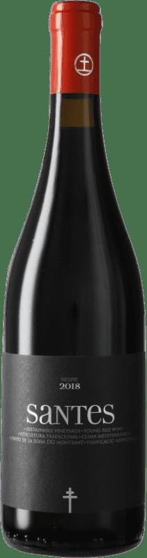 5,95 € Free Shipping | Red wine Portal del Montsant Santes D.O. Catalunya Catalonia Spain Bottle 75 cl