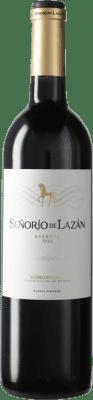 14,95 € Free Shipping | Red wine Pirineos Señorío de Lazán Reserva D.O. Somontano Catalonia Spain Bottle 75 cl