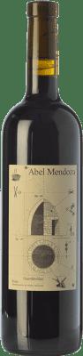 22,95 € Kostenloser Versand | Rotwein Abel Mendoza Sin Sulfuroso D.O.Ca. Rioja Spanien Tempranillo Flasche 75 cl