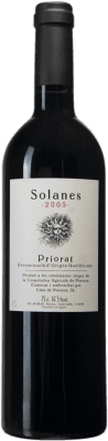35,95 € Free Shipping | Red wine Cims de Porrera Solanes D.O.Ca. Priorat Catalonia Spain Bottle 75 cl