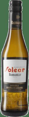 4,95 € Envío gratis   Vino generoso Barbadillo Solear D.O. Manzanilla-Sanlúcar de Barrameda Sanlúcar de Barrameda España Palomino Fino Media Botella 37 cl