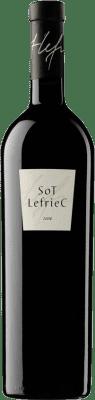 104,95 € Envío gratis | Vino tinto Alemany i Corrió Sot Lefriec 2004 D.O. Penedès Cataluña España Merlot, Cabernet Sauvignon, Cariñena Botella 75 cl