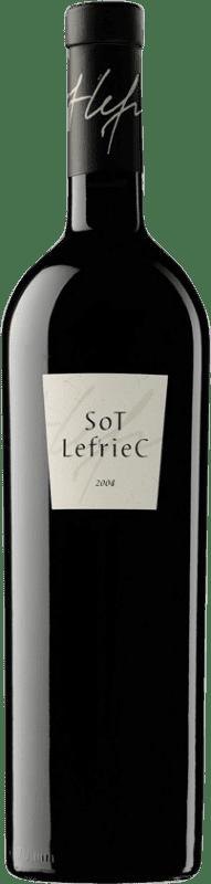 105,95 € Free Shipping | Red wine Alemany i Corrió Sot Lefriec 2004 D.O. Penedès Catalonia Spain Merlot, Cabernet Sauvignon, Carignan Bottle 75 cl