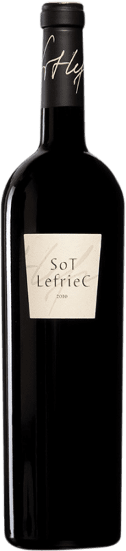 158,95 € Free Shipping | Red wine Alemany i Corrió Sot Lefriec 2010 D.O. Penedès Catalonia Spain Merlot, Cabernet Sauvignon, Carignan Magnum Bottle 1,5 L