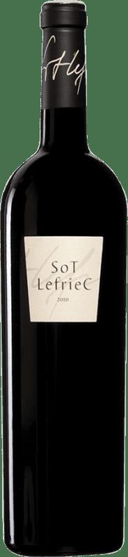 117,95 € Envío gratis | Vino tinto Alemany i Corrió Sot Lefriec 2010 D.O. Penedès Cataluña España Merlot, Cabernet Sauvignon, Cariñena Botella Mágnum 1,5 L