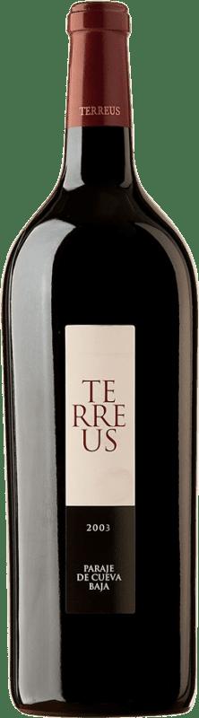 1 257,95 € Free Shipping | Red wine Mauro Terreus 2003 I.G.P. Vino de la Tierra de Castilla y León Castilla y León Spain Tempranillo, Grenache Imperial Bottle-Mathusalem 6 L