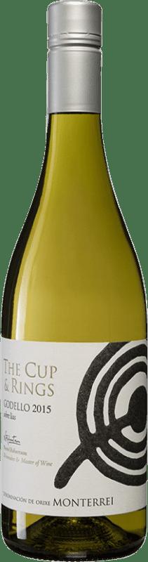 9,95 € Envío gratis   Vino blanco El Escocés Volante The Cup And Rings D.O. Monterrei España Godello Botella 75 cl