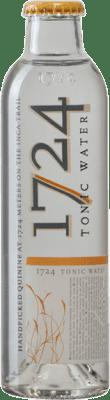 1,95 € Kostenloser Versand | Erfrischungen 1724 Tonic Tonic Water Argentinien Kleine Flasche 20 cl
