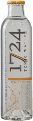1,95 € Envío gratis | Refrescos 1724 Tonic Tonic Water Argentina Botellín 20 cl