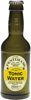 1,95 € Envío gratis | Refrescos Fentimans Tonic Water Reino Unido Botellín 20 cl