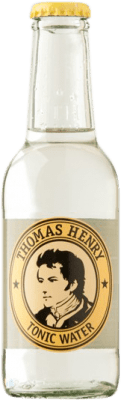 1,95 € Envío gratis | Refrescos Thomas Henry Tonic Water Alemania Botellín 20 cl