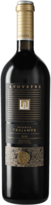 25,95 € Free Shipping | Red wine Augustus Trajanus D.O. Penedès Catalonia Spain Bottle 75 cl