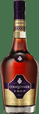 29,95 € Envío gratis | Coñac Courvoisier V.S.O.P. A.O.C. Cognac Francia Botella 70 cl