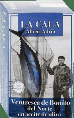 13,95 € Kostenloser Versand | Conservas de Pescado La Cala Ventresca Bonito en Aceite Spanien