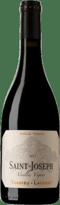 42,95 € Kostenloser Versand   Rotwein Tardieu-Laurent Vieilles Vignes A.O.C. Saint-Joseph Frankreich Syrah, Serine Flasche 75 cl