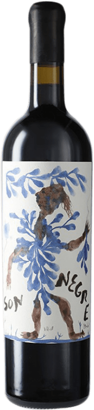 206,95 € Envío gratis | Vino tinto Ànima Negra Vinya Son Negre I.G.P. Vi de la Terra de Mallorca Mallorca España Callet, Fogoneu, Mantonegro Botella 75 cl