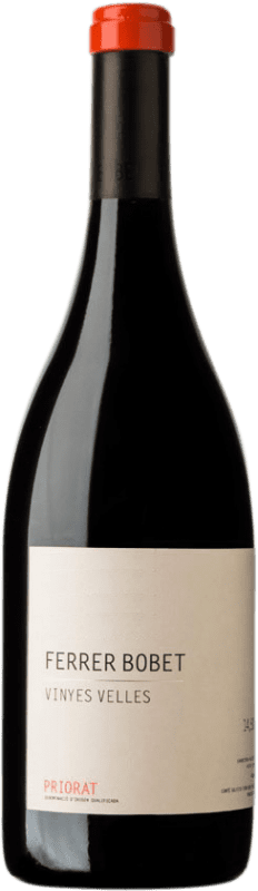 77,95 € Free Shipping | Red wine Ferrer Bobet Vinyes Velles D.O.Ca. Priorat Catalonia Spain Grenache, Carignan Bottle 75 cl