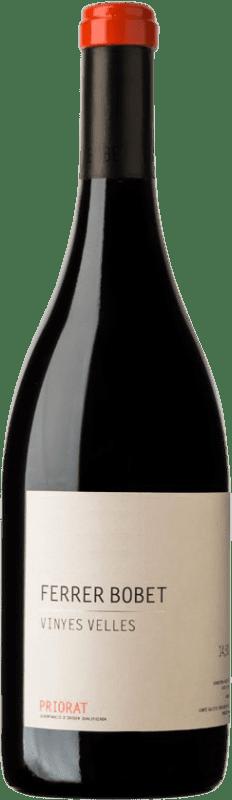 77,95 € Envío gratis | Vino tinto Ferrer Bobet Vinyes Velles D.O.Ca. Priorat Cataluña España Garnacha, Cariñena Botella 75 cl