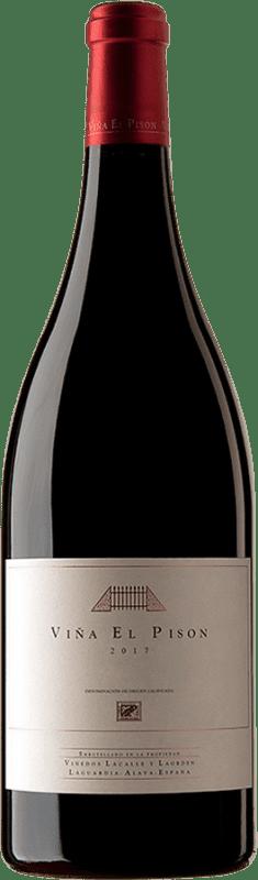 661,95 € Envío gratis   Vino tinto Artadi Viña El Pisón D.O. Navarra Navarra España Tempranillo Botella Mágnum 1,5 L